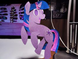 Twilight Sparkle is Paper by matrix541