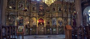 St. Konstantin and Elena by rhipster