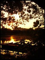 Beautiful sunset. by mac828 by Scapes-club