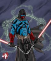 Darth Sinistar by WiL-Woods