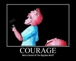 Courage by Phantom-Wolf42