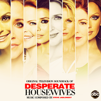 Desperate Housewives OST Of The 8 Seasons CD COVER by GaGanthony