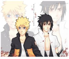Naruto vs Sasuke soon... by Quiss