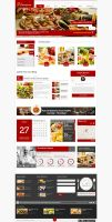 Kitchen Cuisine - Restaurants  Cafe HTML Template by DarkStaLkeRR