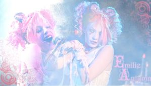 Emilie Autumn Blend 1 by ladycornicula