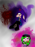 I Hate You SA....... by GeekyAnimeWolfGirl