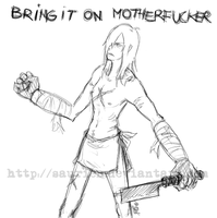 Bring it on by saurien