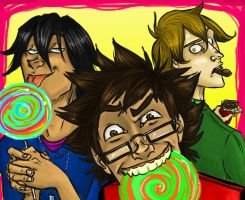 Marauders like Their Lollypops by Alatariel-Amandil