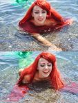 Ariel The Little Mermaid by NatalieCartman