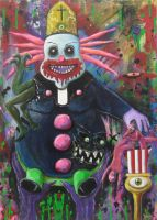 EL PAYASO?? by NIOXX