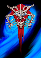 The Spirit of Hatred, Zeromus by thezidane