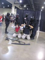 Anime Vegas Day 2 execution 2 by Demon-Lord-Cosplay
