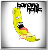 bananaholic by ilegallolypop