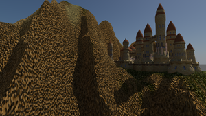 Dhalem Castle - Iteration 2 by The-Port-of-Riches