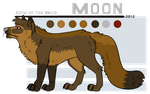 CotW - Moon Redesign by RocketMeowth