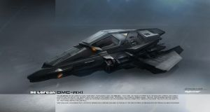 Delorean DMC-WX1 by jonnyshaw
