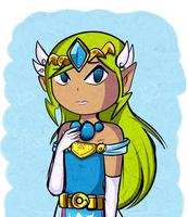 Princess Tetra~ by TeLinkfan1