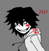 Jeff the killer by Shadowofdarkness14