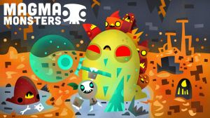 Magma Monsters A4man by A4man