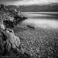 Secret beach by ivancoric