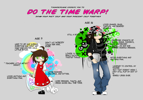 LETS DO THE TIME WARP AGAAAIIN by KelCasual