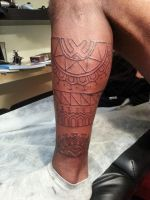 Maori first session by flaviudraghis