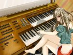Piano Girl by Yamikou