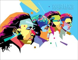 The 3rd in WPAP by wedhahai