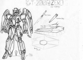 GT-200G ZERO G-Type by Linkinpark30101