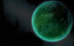Planet LV-228 by Irrelinvention