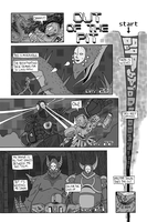 Out of the Pit pg1 by bretterson