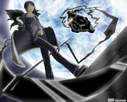 Durarara by Mayon-Walker
