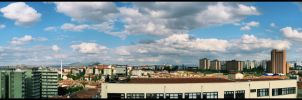 Rain Clouds over Ankara by cheyrek