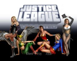 1st Series: JLA - Unlimited by Eliana-Prog