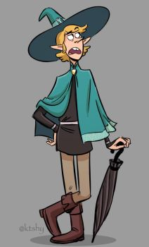 Taako by ktshy