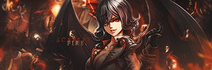 Scarlet Fire by Ryuugens