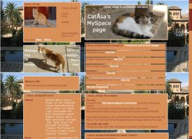 Alhambra Cats for MySpace by musicalcat