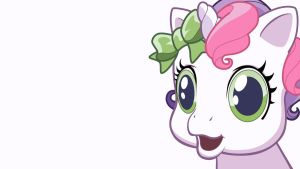 NBC Sweetiebelle judges your soul by raygirl