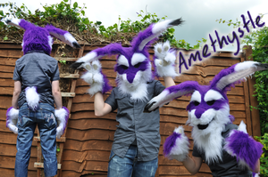 Amethystle partial by RainbowCrumbs