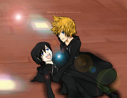 KH: Xion's Death by Yumie-girl