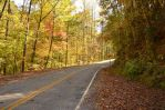 Country Road Corner Line Stock Photo DSC 0118 by annamae22