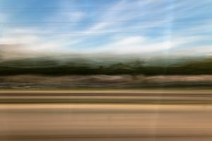 From a moving train 01 by MichaWha