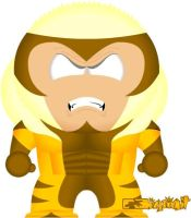 Sabretooth by bizklimkit