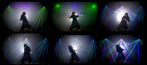 Pox: Laser Photoshoot by CuriousCreatures