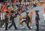 Ceremony Wagah Border by noorievents