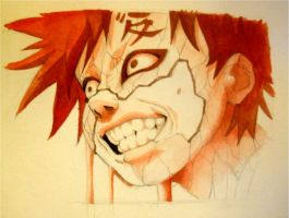 Armour of Sand - Gaara by BannanaPower