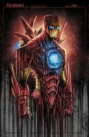 Ironman Super Saucy by RobDuenas