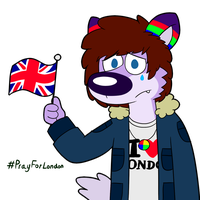 Wodi Salutes Britain by AygoDeviant