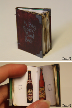A Big Book 'Bout Beer by IBlodyXI