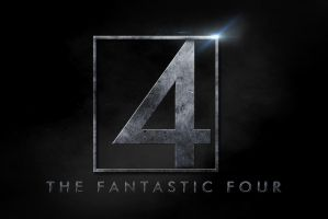 Marvel's The Fantastic Four - Re:LOGO by MrSteiners